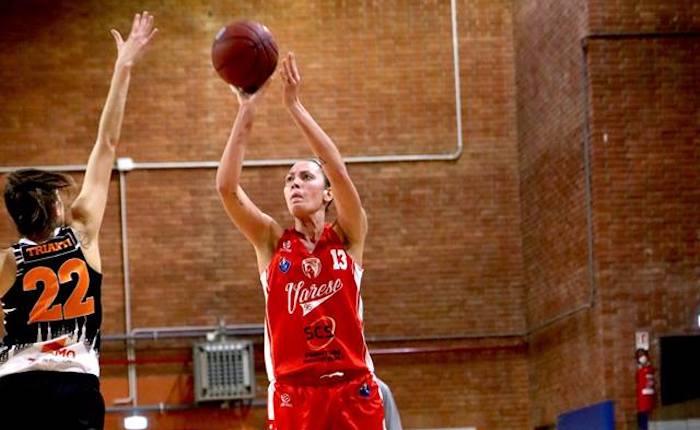 Basket, A2 Femminile: SCS Varese corsara a Milano, sbancato il campo del Sanga