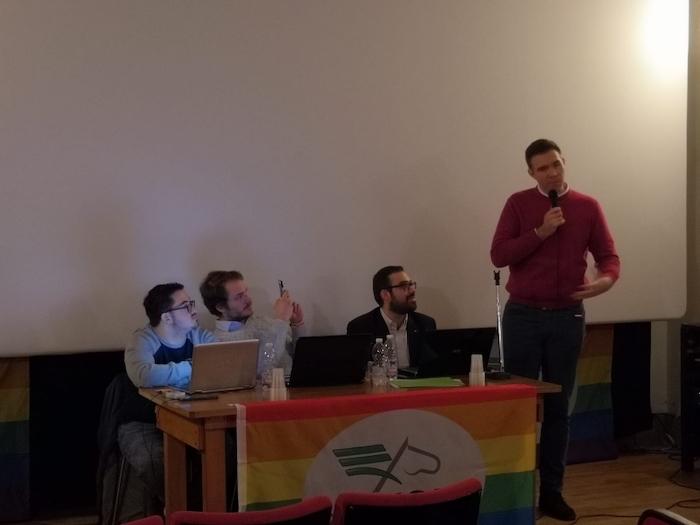 Arcigay, Giovanni Boschini rieletto presidente. Ecco il nuovo Consiglio direttivo