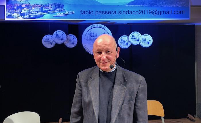 Maccagno con Pino e Veddasca, Passera lancia la sua ricandidatura a sindaco