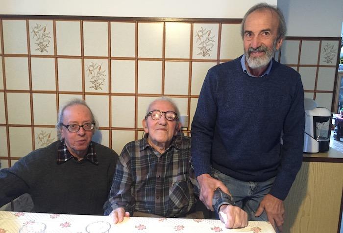 Brezzo di Bedero omaggia Raimondo, il suo cittadino ultracentenario