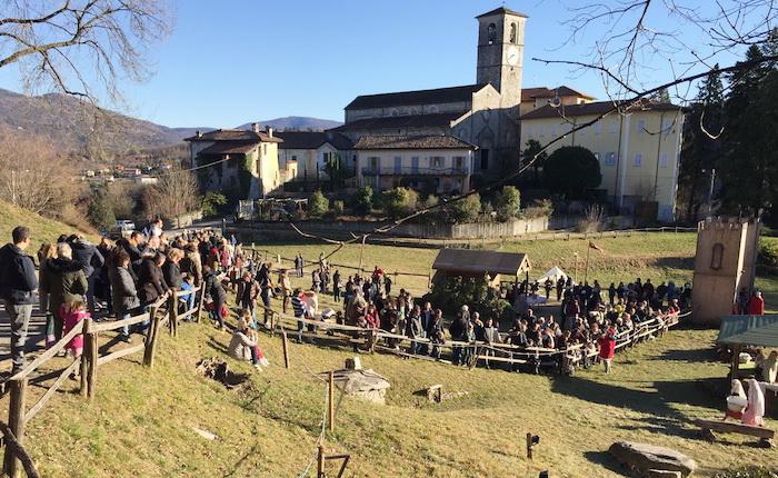 Grande successo per l'arrivo della Befana e dei Re Magi a Brezzo di Bedero