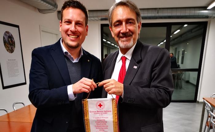 Croce Rossa di Luino e Valli, in un anno 25mila km per servizi di emergenza e urgenza