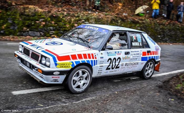 Il Rally Internazionale dei Laghi ancora appuntamento di inizio stagione