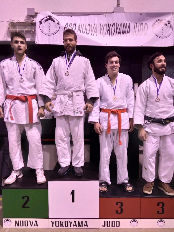 Judo Samurai Porto Valtravaglia, inizia alla grande la stagione agonistica