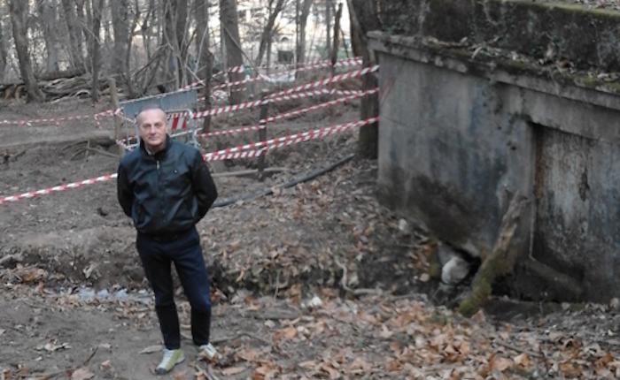 Mesenzana scopre e riqualifica un acquedotto sotterrato, era inutilizzato dagli anni '50