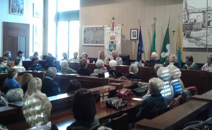 Luino, al via la stagione dell'Università Popolare: grande successo per Silvio Raffo
