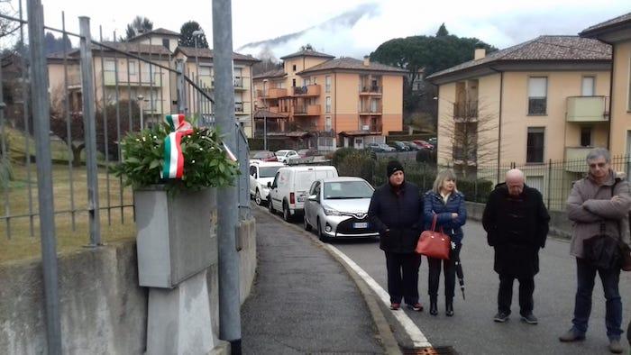 Giorno del Ricordo, Laveno Mombello commemora i martiri delle foibe
