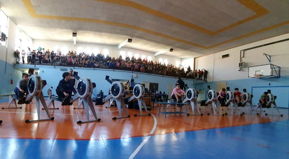 Roggiano in festa, vince il Campionato Interscolastico Indoor della Canottieri Luino