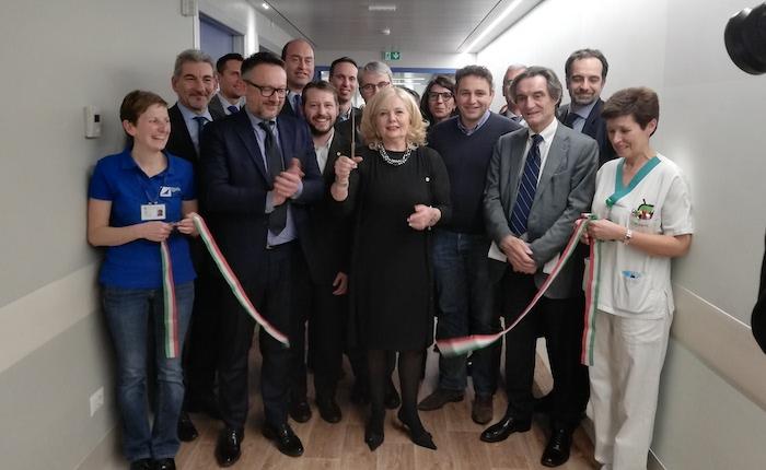 Del Ponte, grazie alla solidarietà dei cittadini nasce il nuovo Day Center pediatrico