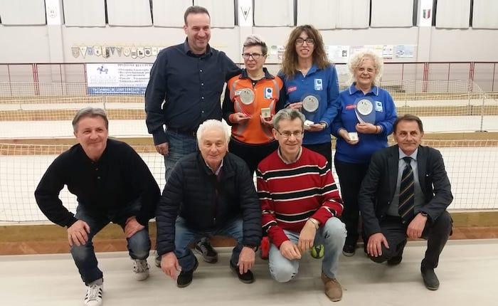 Bocce, con il settore femminile si sono conclusi i campionati provinciali