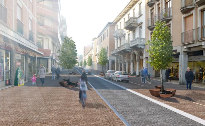 Grande partecipazione per la Luino del futuro, il centro storico sarà ZTL