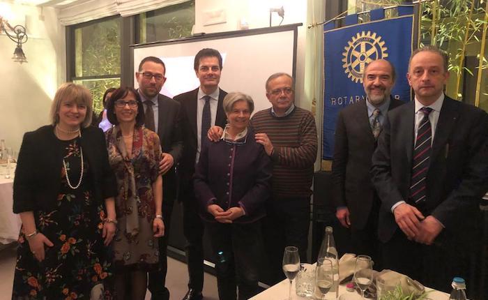 Rotary Club Laveno Luino Alto Verbano, Giovanni Impastato ricorda il fratello Peppino