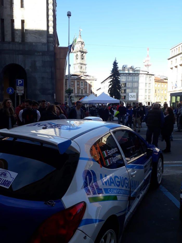 Dopo lo shakedown di San Michele, al via il Rally dei Laghi