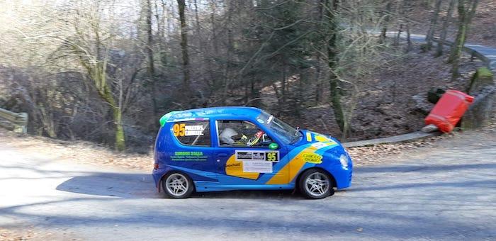 Il 28esimo Rally Internazione dei Laghi al via