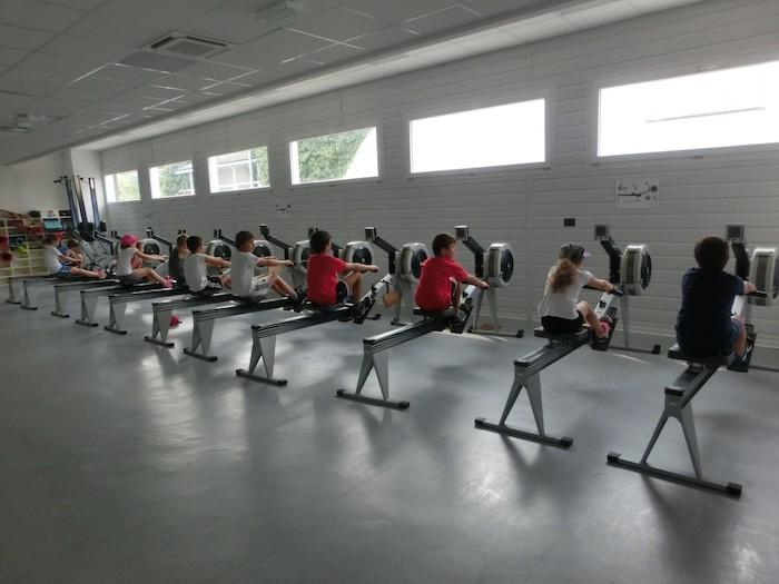 Sabato a Luino il primo campionato interscolastico di canottaggio indoor con 162 studenti