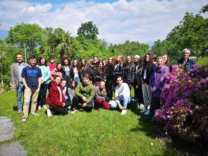 Luino, gli studenti guide della memoria tra la Gera di Voldomino e San Martino