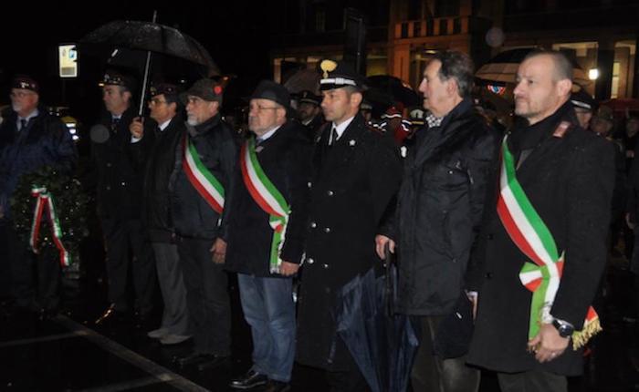 Anche a Luino i carabinieri celebrano la