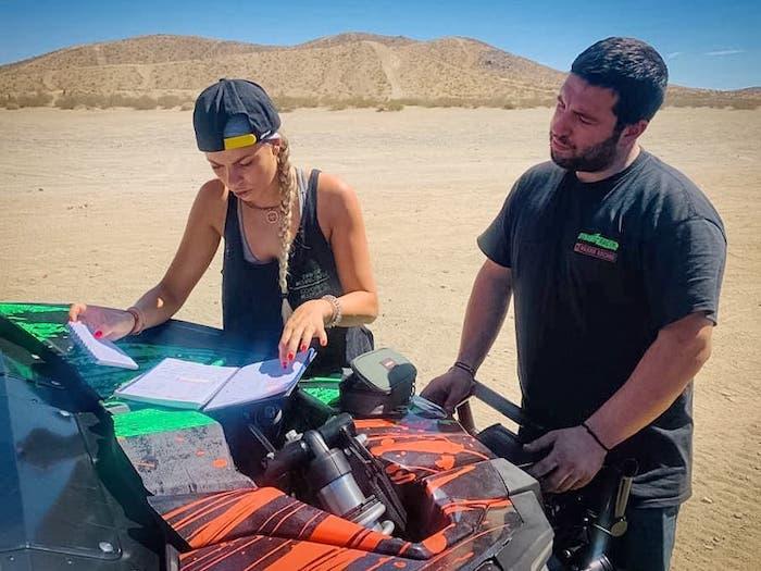 Il luinese Matteo Roncari tra Usa e Messico per il rally off road più pericoloso al mondo