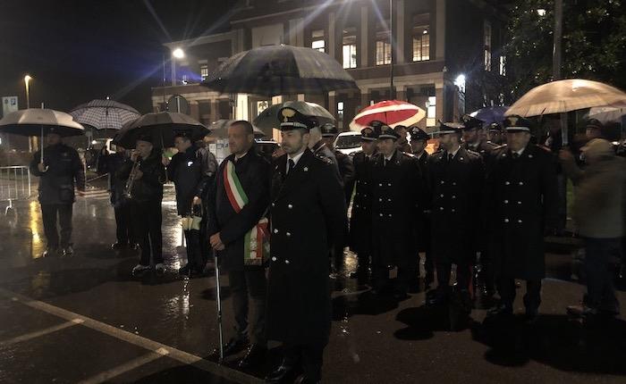 """I Carabinieri di Luino celebrano la """"Virgo Fidelis"""", loro patrona da settant'anni"""