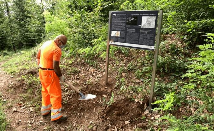 Brezzo di Bedero, recupero e valorizzazione della Linea Cadorna-min
