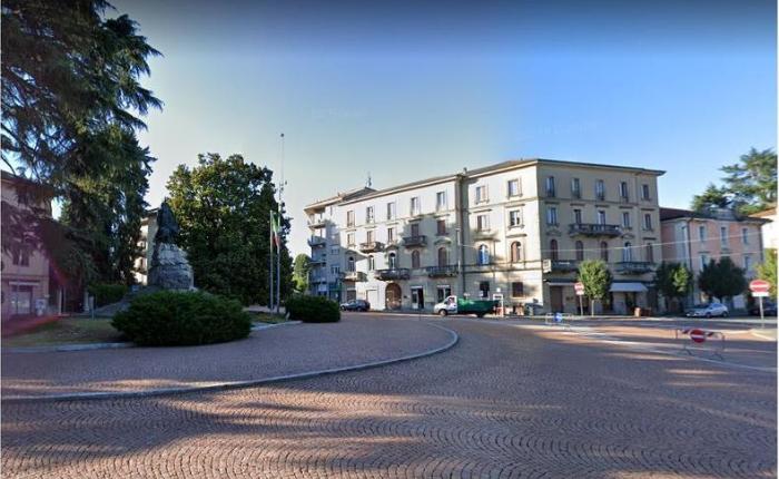 Luino, temporanee modifiche alla circolazione stradale in Piazza Risorgimento