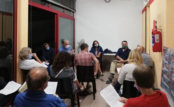 La Comunità Operosa Alto Verbano incontra il candidato sindaco di