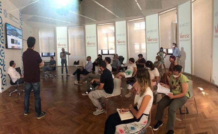 Varese, presentazione della piattaforma Insubriaparks; _pronti a rilanciare il turismo_