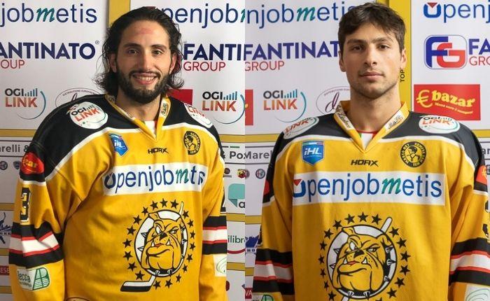 I Fratelli Marcello e Pietro Borghi rinnovano con i Mastini di Varese
