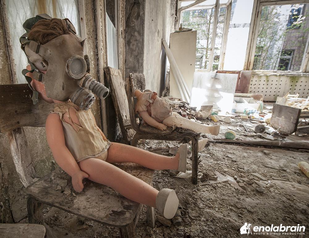 """Punto d'incontro, Maccagno: """"Chernobyl, i resti di un sogno"""", mostra fotografica di Alessandro Lucca"""