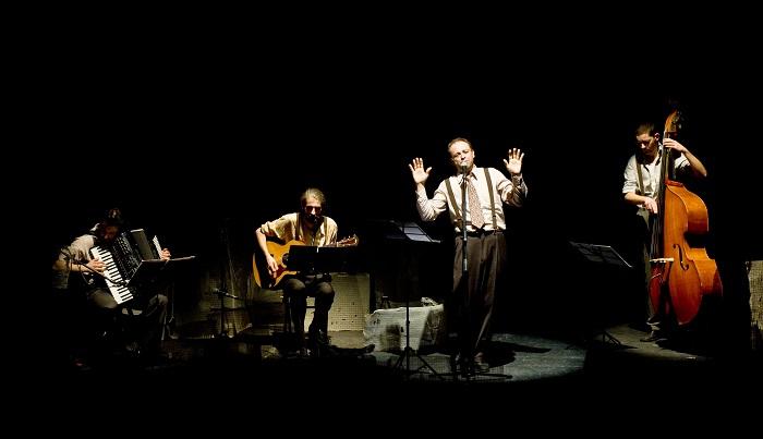 Besozzo, al teatro Duse la Milano di Jannacci nello spettacolo