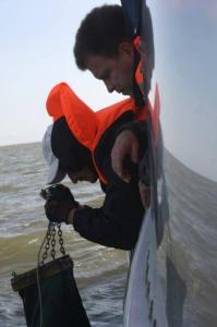 """""""Luinesi all'estero"""": il biologo Matteo Lattuada in Germania studia l'impatto umano tra lo stretto dei Dardanelli e il Lago d'Aral"""