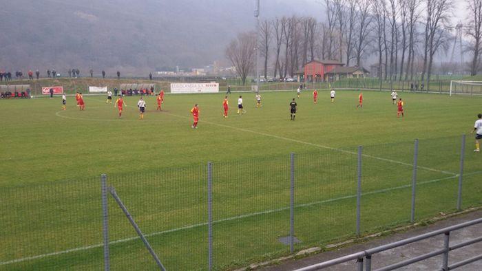 L'Antoniana ribalta il risultato in due minuti, il Luino-Maccagno perde anche lo scontro diretto