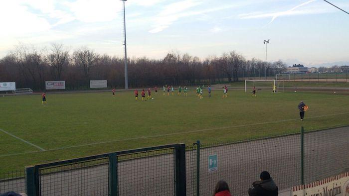 Il Luino-Maccagno non è cinico, la Solbiatese vince 1-0. Nel 2017 serve un cambio di marcia