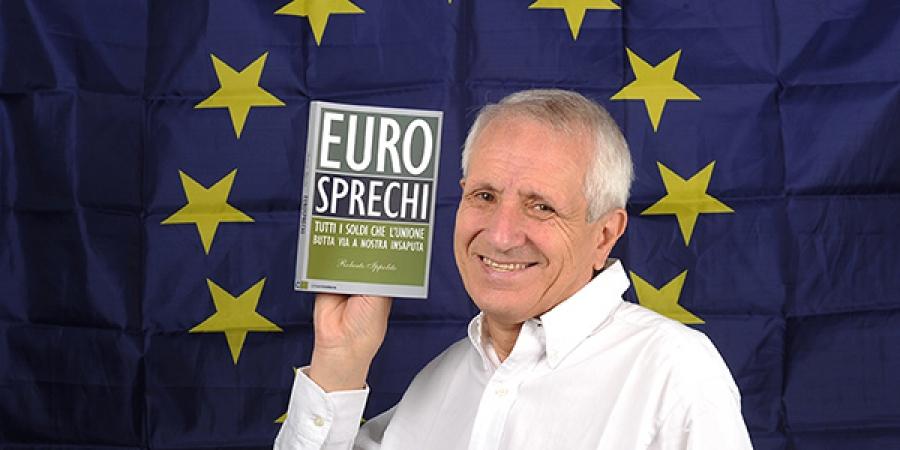 Eurosprechi, un libro sui soldi che l'UE butta via a nostra insaputa