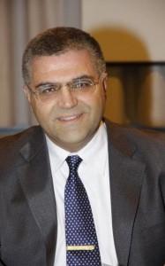 Vincenzo Liardo, consigliere del minoranza di Luino (facebook.com)
