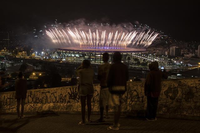 (ANSA/AP Photo/Felipe Dana)