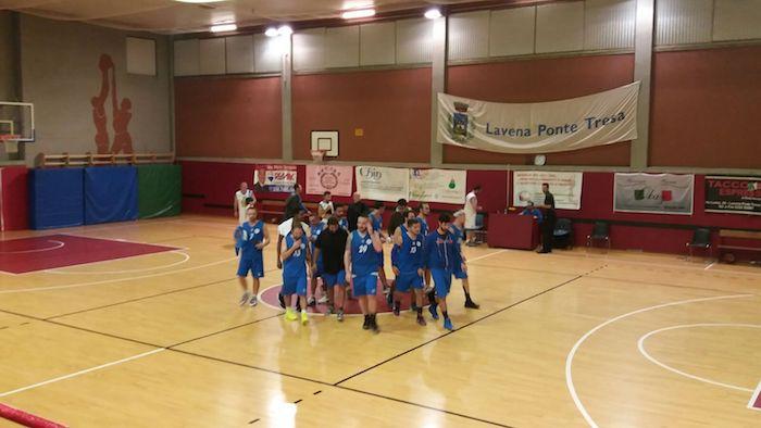 Basket Verbano, agevole successo nel primo derby stagionale contro Ponte Tresa