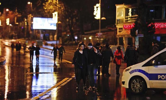 (ANSA/AP Photo/Halit Onur Sandal)