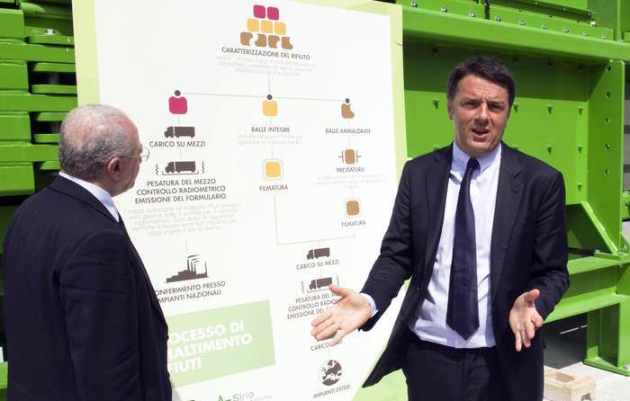 ANSA/PRESIDENZA DEL CONSIGLIO DEI MINISTRI/ TIBERIO BARCHIELLI