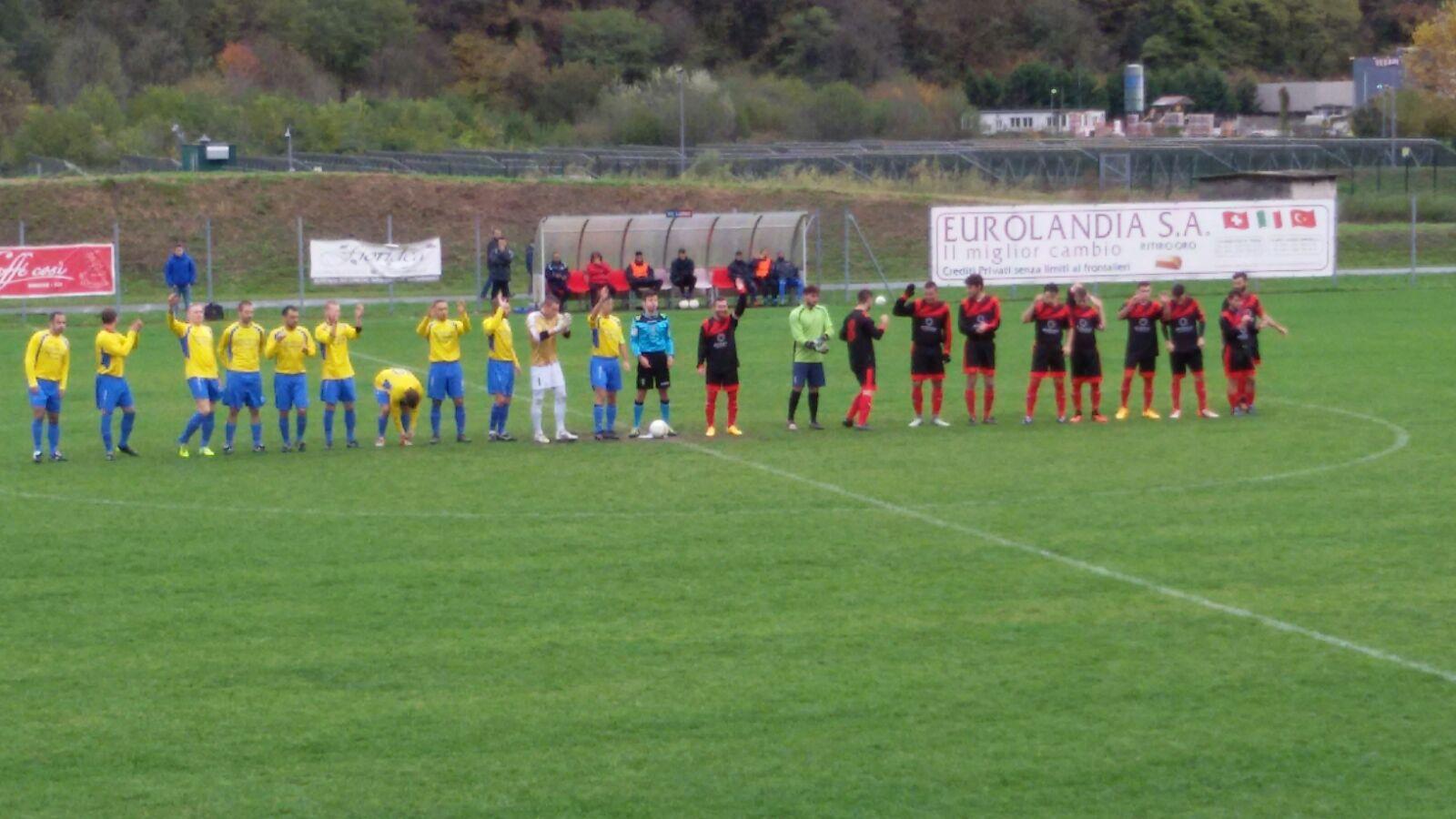 Ancora una sconfitta per il Luino-Maccagno, contro il Gorla finisce 0-2