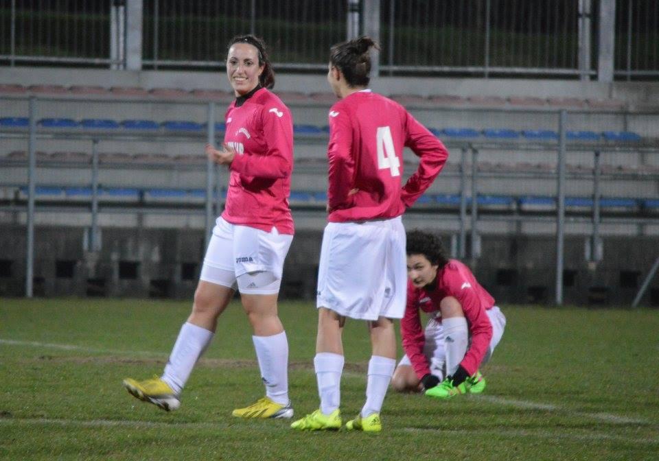 Calcio femminile: l'Alto Verbano spreca tanto, contro il Pro Novate finisce 2-2