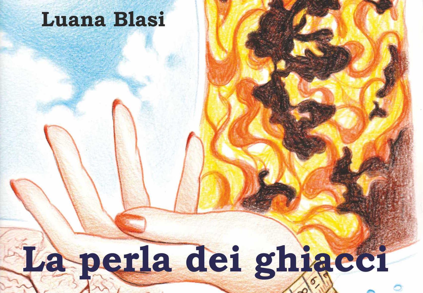 """Luino: domani pomeriggio la presentazione del libro """"La Perla dei Ghiacci"""" di Luana Blasi"""