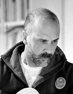 Giorgio Bosoni, attivista luinese del Movimento 5 Stelle