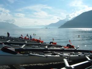 Maccagno: Campionati Italiani di Coastal Rowing, 3 giorni al via (canottaggio.org)