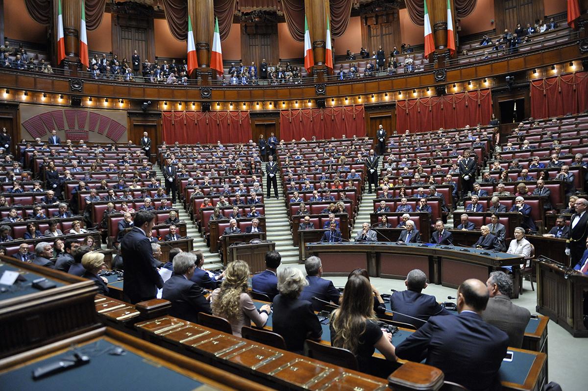 Lo stivale pensante record per la xvii legislatura sono for Gruppi parlamentari