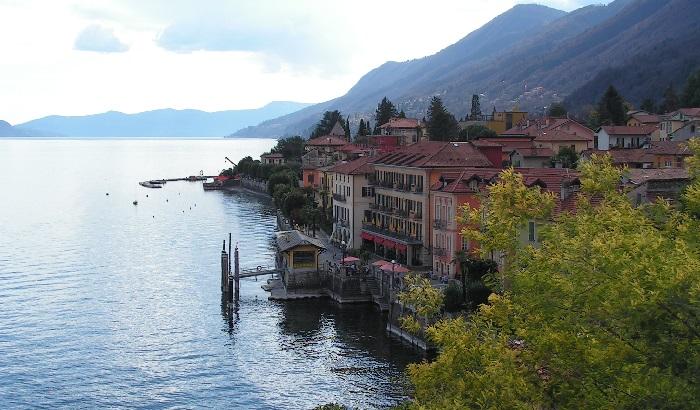 """Domenica l'escursione al """"balcone sul lago Maggiore"""" di Oggiogno con il CAI Luino"""