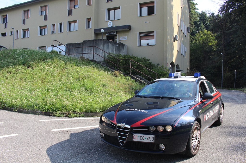Carabinieri-Luino
