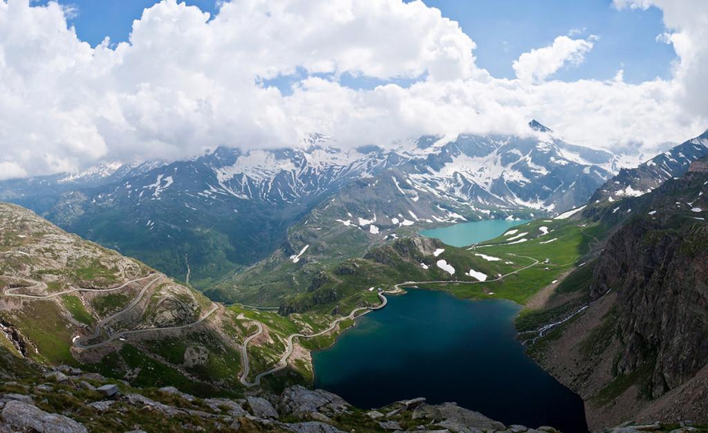 Colle del Nivolet, Gran Paradiso (Foto © Soumei Baba - flickr.com)