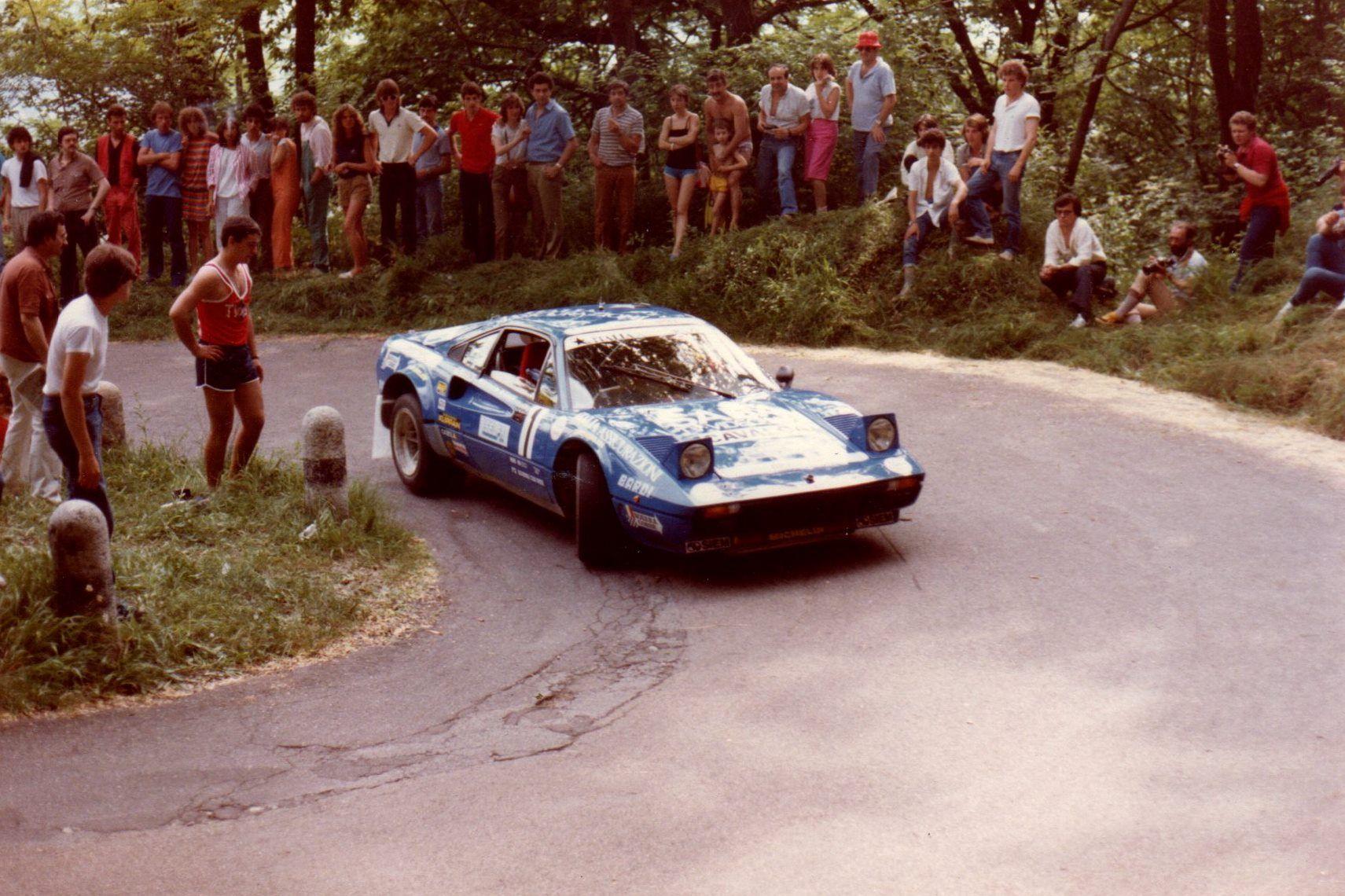 50 motori rombanti pronti per la Rievocazione Storica del Rally ACI Varese