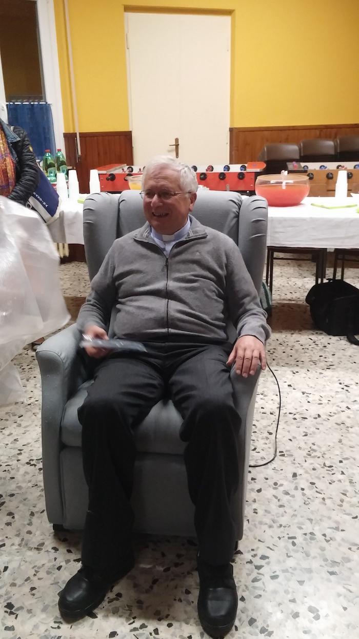 Don Giorgio Ferrario e i suoi 50 anni di sacerdozio: una vita per Curiglia